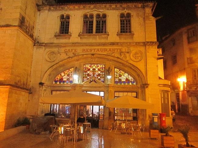Coimbra, Cafè Santa Cruz