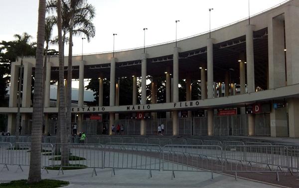 Rio de Janeiro, Maracanã Stadium