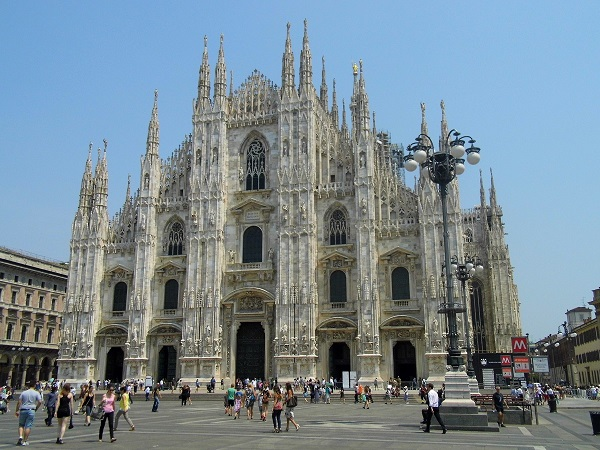 Milan, Duomo
