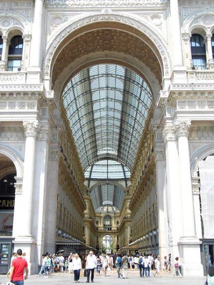 Milan, Gallery Vittorio Emanuele