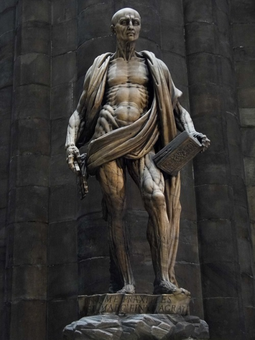 Milan, St Bartholomew Flayed