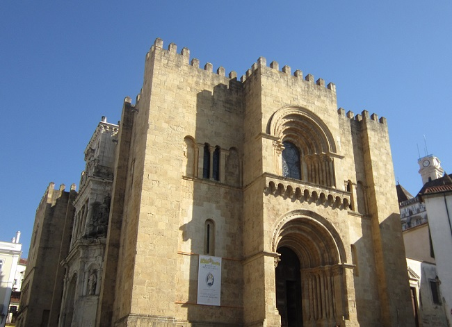 Coimbra, Old Cathedral