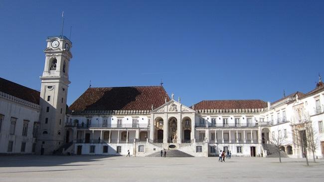 Coimbra, university