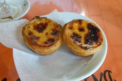 portuguese cuisine, pastel de nata