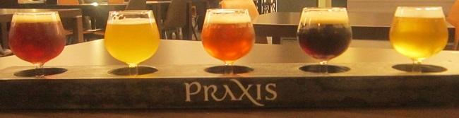 Coimbra, Praxis brewery