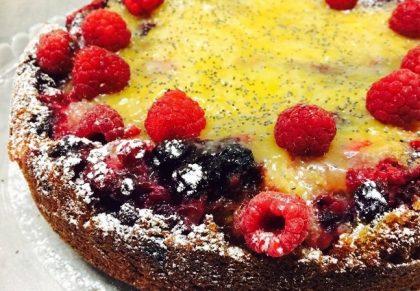 dessert in Lisbon, Tease cake