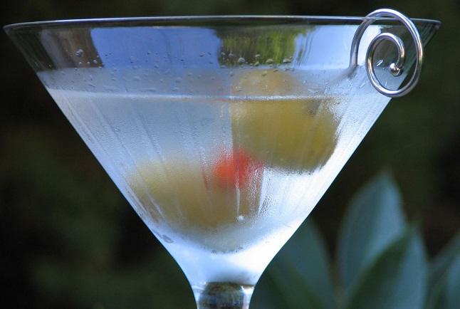 aperitivo cocktails, Martini Dry